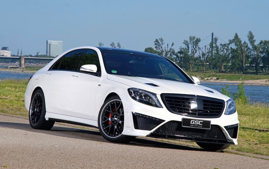 Mercedes-Benz S-Class by GSC, New Photos Released
