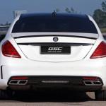 Mercedes-Benz S-Class by GSC