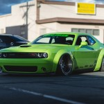 2015 Dodge Challenger Scat Pack by Liberty Walk
