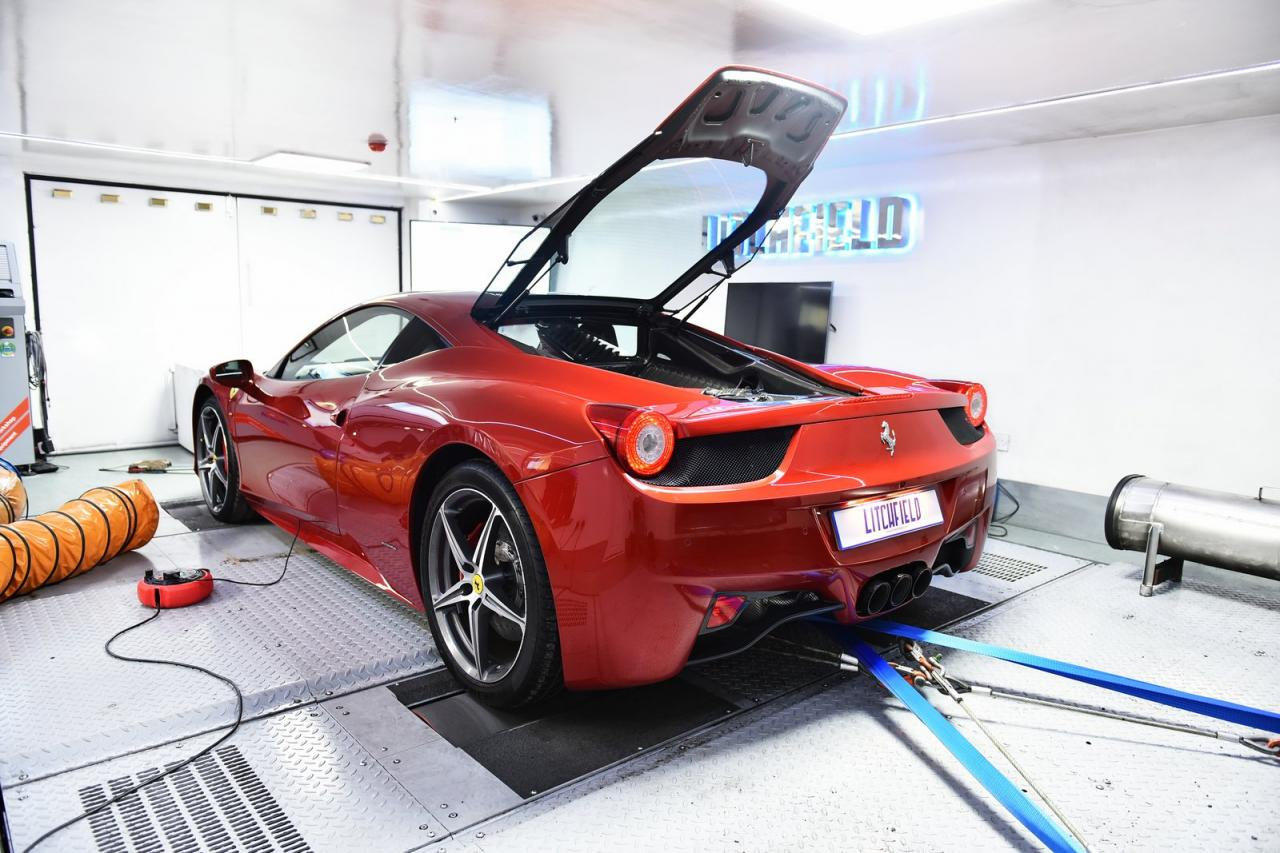 Ferrari 458 Italia by Litchfield