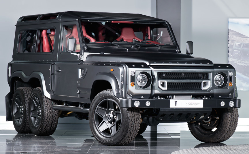 Flying Huntsman 6×6 by Kahn Design