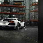 Lamborghini Aventador with ADV.1 Wheels