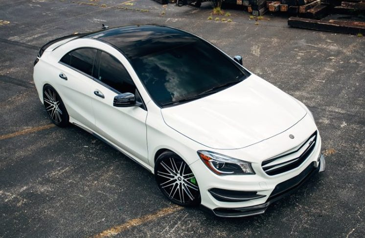 mercedes benz cla 250 by mc customs carz tuning. Black Bedroom Furniture Sets. Home Design Ideas