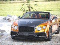 Bentley Continental GT Speed Convertible by Mansory