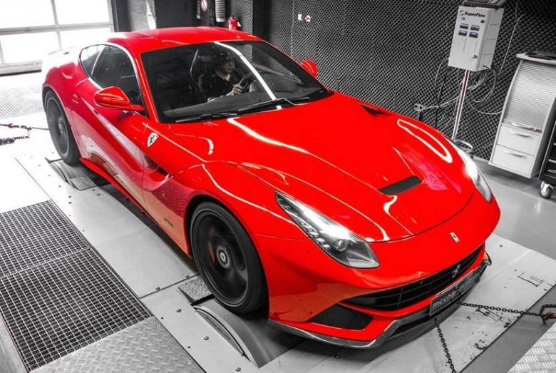Ferrari F12 Power Kit by Mcchip-DKR