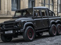 Flying Huntsman Pickup 6×6 by Kahn Design Officially Launched