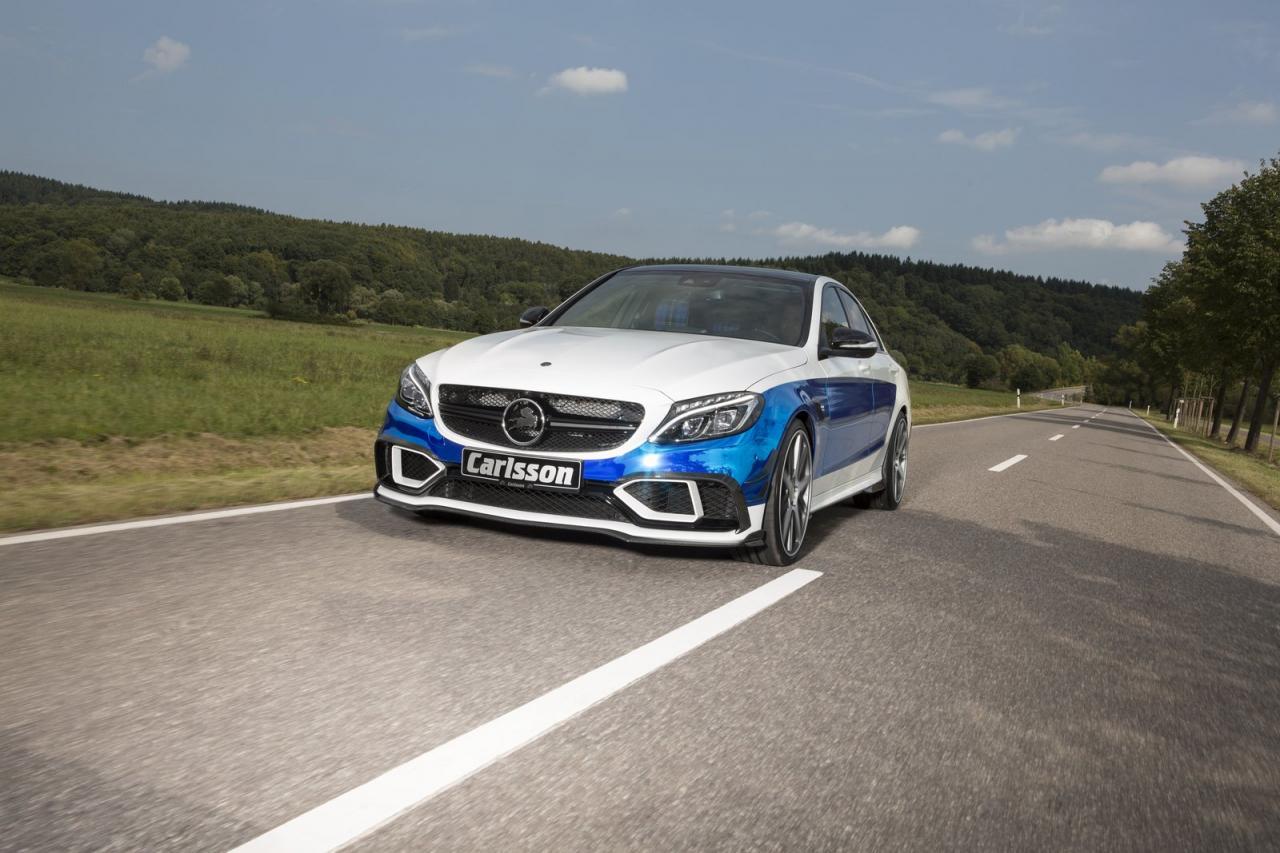 Mercedes-AMG C63 S by Carlsson   Carz Tuning