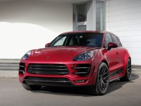 Porsche Macan URSA Body Kit by TopCar