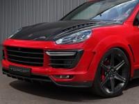 New 2015 Porsche Cayenne Vantage by TopCar
