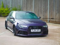 Audi RS6 Sits on ADV1 Wheels