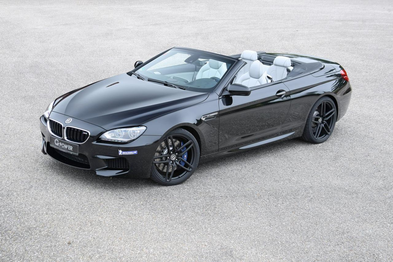 bmw m6 convertible by g power carz tuning. Black Bedroom Furniture Sets. Home Design Ideas