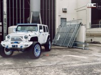 Jeep Wrangler by MC Customs