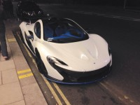McLaren P1 by MSO, Video Revealed in London