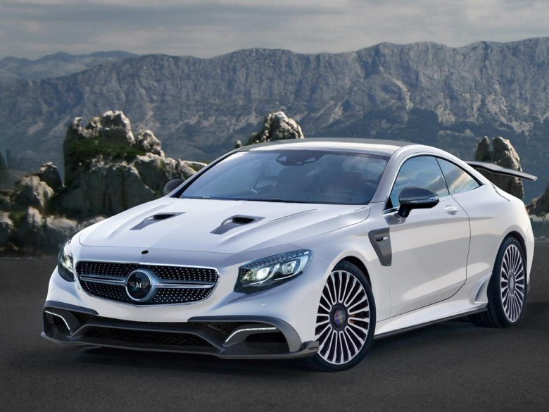 Mercedes S63 AMG Coupe by Mansory