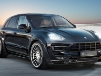 Porsche Macan by Hamann, Video Highlights Wide Body Kit