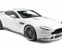 Aston Martin Vantage Aero Kit by Hamann