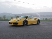 Ferrari 488 GTB by Novitec Rosso Receives Power Boost
