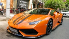 Video: Lamborghini Huracan Verona by Vorsteiner Spotted