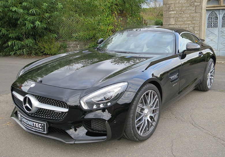 Mercedes AMG GT by CHROMETEC GmbH