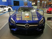 Mercedes-AMG GT by Prion Design, Is Displayed at 2015 Essen Motor Show