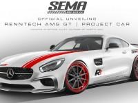 2015 SEMA Show: Mercedes AMG GT by RENNtech