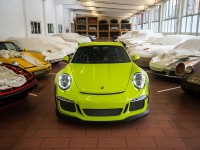 Birch Green Porsche 991 GT3 RS by Porsche Exclusive