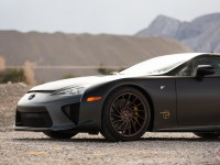 One-Off Lexus LFA Sits on Vossen Wheels