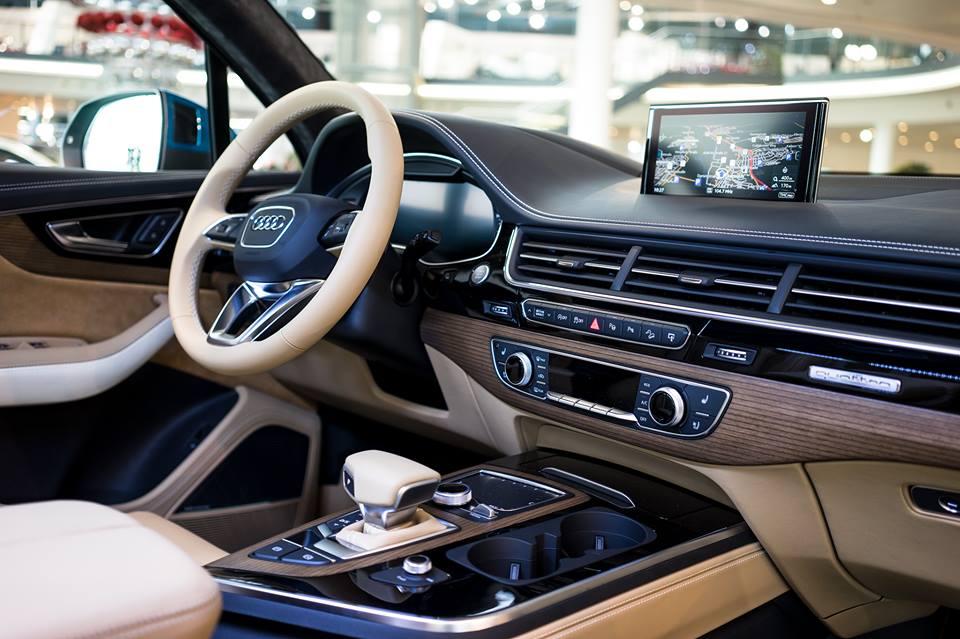 Audi Q Long Beach
