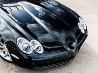McLaren Mercedes SLR Roadster by Kahn Design, Is Available for Sale