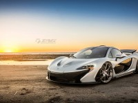 McLaren P1 Sits on HRE Wheels, Installation by TAG Motorsports