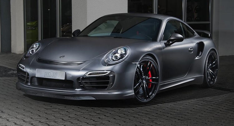 Porsche 911 Turbo/Turbo S by TechArt