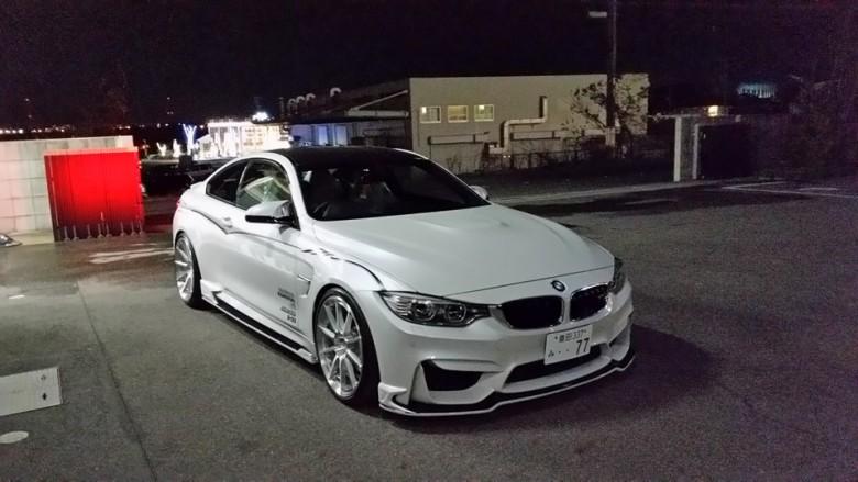 F82 BMW M4 by Rowen