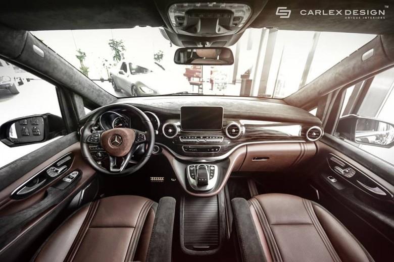 Mercedes V Class by Carlex Design