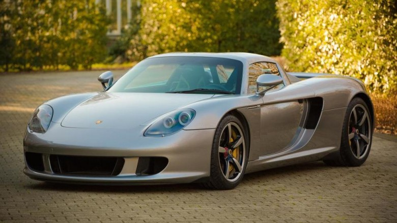 2004 Porsche Carrera GT Available for Sale