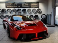 Dragon Fire Red Ferrari 458 by Prior Design Is a Real Eye-Catcher