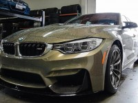 F80 BMW M3 in Messing Metallic by EAS