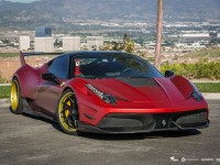 Ferrari 458 Body Kit by Misha Designs