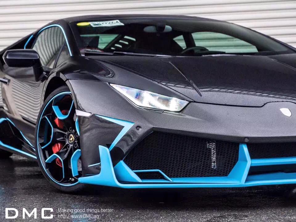 Lamborghini Aventador Spyder >> Lamborghini Huracan LP1088 E-GT by DMC | Carz Tuning
