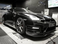 Mcchip-DKR Powers-Up Nissan GT-R