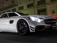 One-Off Mercedes-AMG GT Black Bison by Wald International