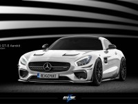 Mercedes-AMG GTS-RZ Wide Body Kit by RevoZport