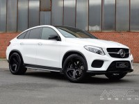 Mercedes GLE Coupe Gets a Fresh Start with MEC Design