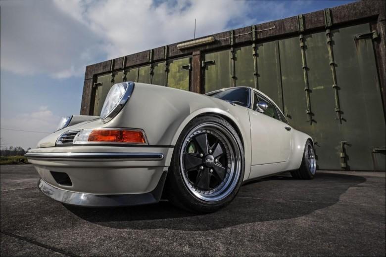 1972 Porsche 911 by KAEGE Delivers Impressive Power