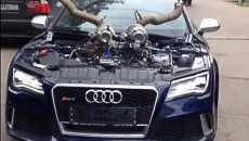 The Most Insane Audi RS7 Comes From Russia