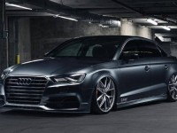 Audi S3 Bagging Treatment by TAG Motorsports