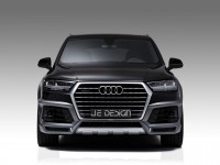 Second-Gen Audi SQ7 Receives Complete Tuning Program from JE Design