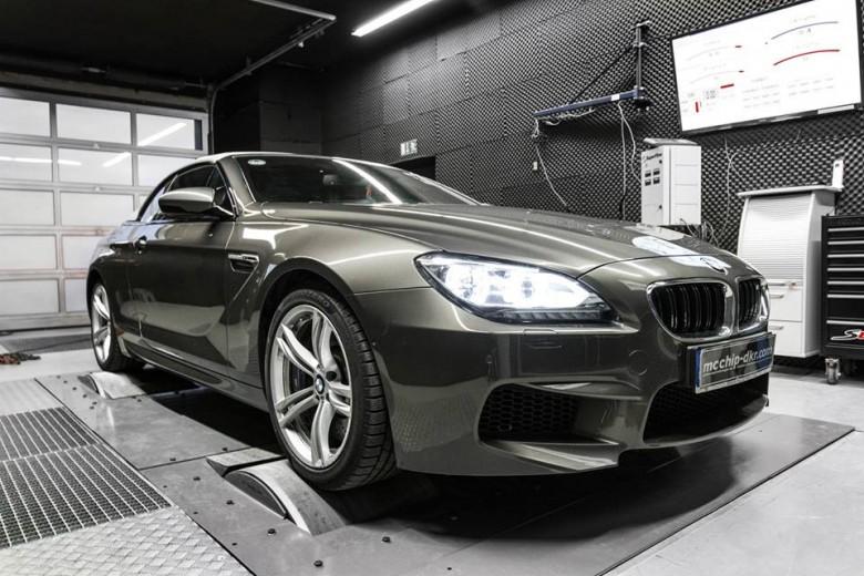 BMW M6 Power Upgrades by Mcchip-DKR
