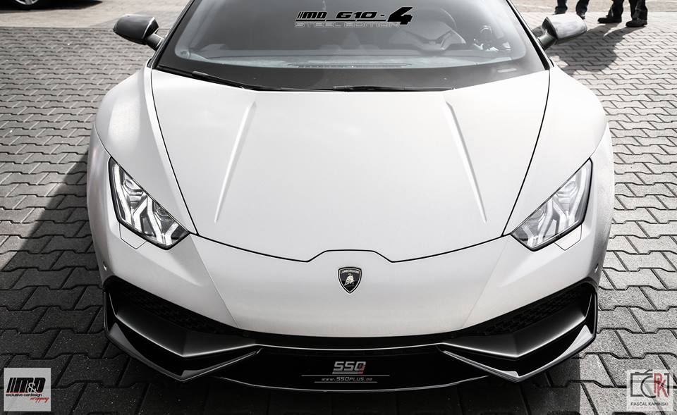lamborghini huracan steel edition by m d exclusive is looking smashing carz tuning. Black Bedroom Furniture Sets. Home Design Ideas
