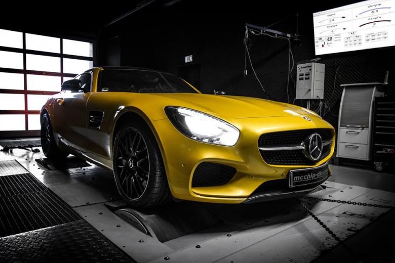 Mcchip-DKR Mercedes-AMG GT Goes Full Throttle