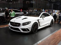 Mercedes-AMG GLE63 Coupe / S63 Coupe / G63 with Tuning Kits by Mansory